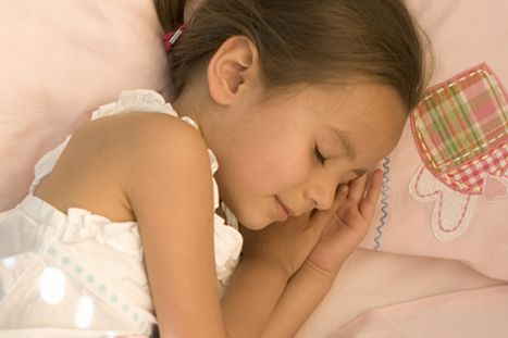 Why do kids talk in their sleep