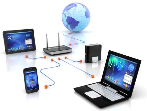 Why do we call internet network of networks