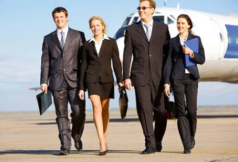 Why do people travel for business