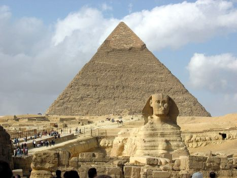 Why do people go to Egypt