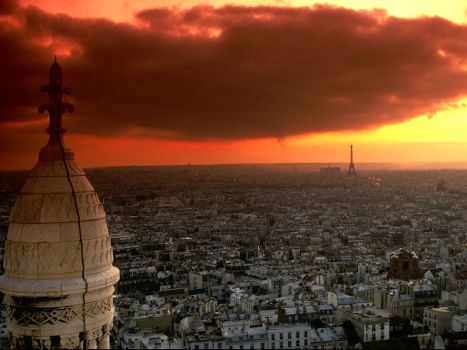 Why do people go to Paris