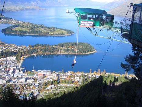 Why do people go to Queenstown