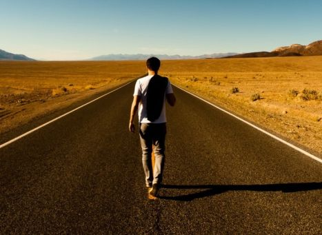 Why do people travel alone