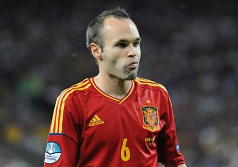 Why Do People Like Andrés Iniesta