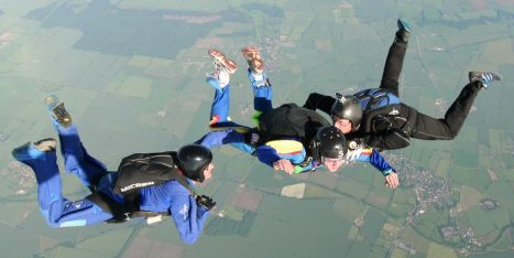 Why Do People Skydive