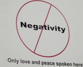 Why Do We Run Away from Negativity